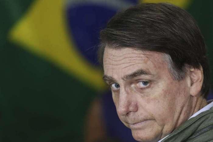 Presidente eleito Jair Bolsonaro (PSL)