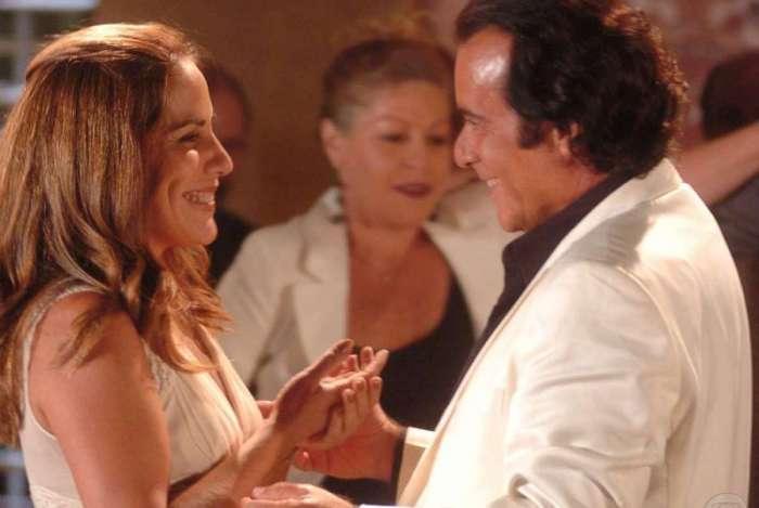 Gloria Pires e Tony Ramos em Belíssima