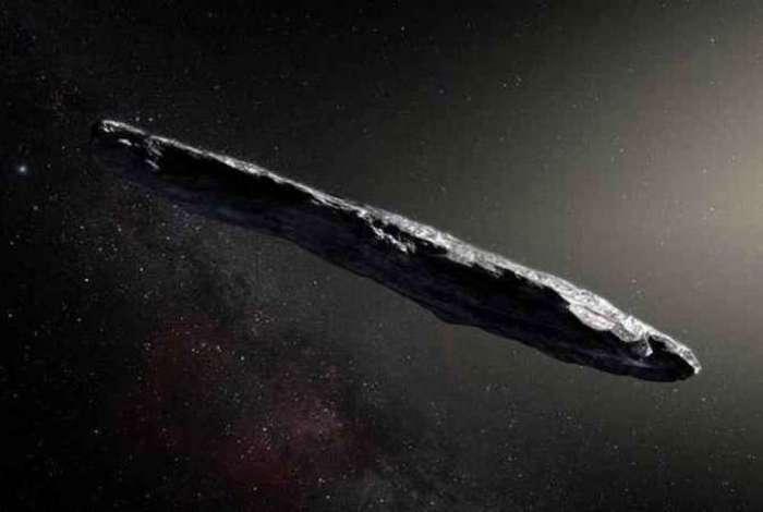Objeto interestelar pode ter sido enviado por alienígenas, segundo pesquisadores de Harvard