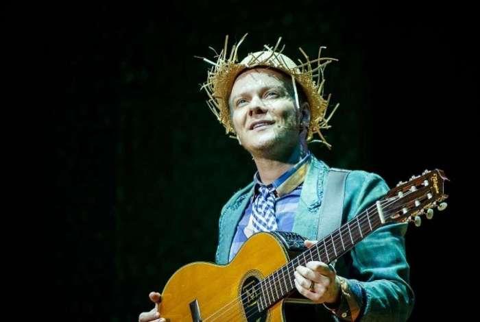 Michel Teló estará em cartaz na terceira temporada de 'Bem Sertanejo - O Musical'