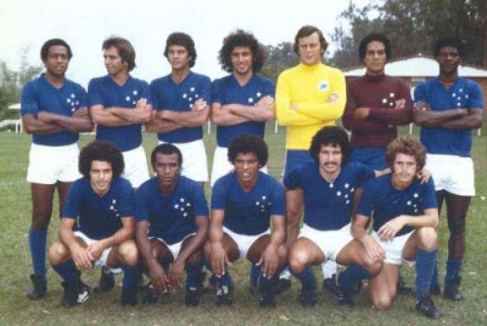 Cruzeiro foi campeão de 1977