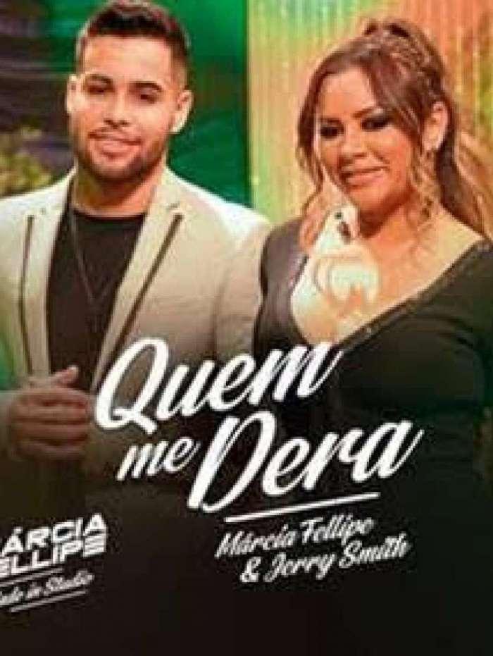 Capa do single 'Quem Me Dera'