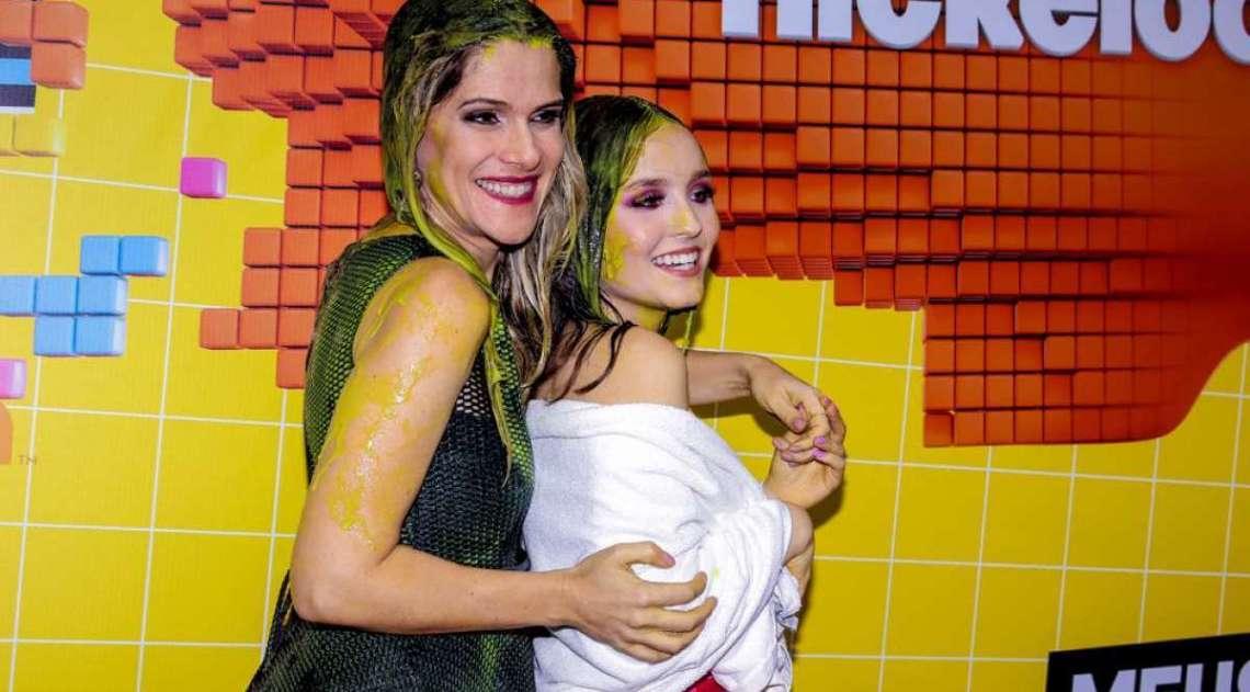 Ingrid Guimarães e Larissa Manoela