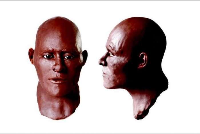 Esta é a nova face de Luzia: rosto com traços marcadamente africanos foi redesenhado