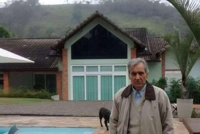 Pedro Paulo foi preso em seu sítio, em Dorândia, distrito de Barra do Piraí