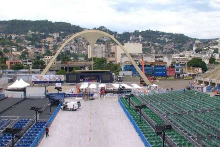 Prova no Rio de Fórmula Indy pode passar pelo Sambódromo