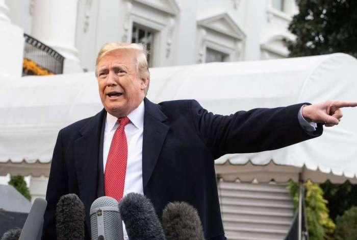 Para Trump, paralisação de governo pode durar o tempo que for necessário, desde que ele consiga a aprovação do orçamento para construção de muro na fronteira com México