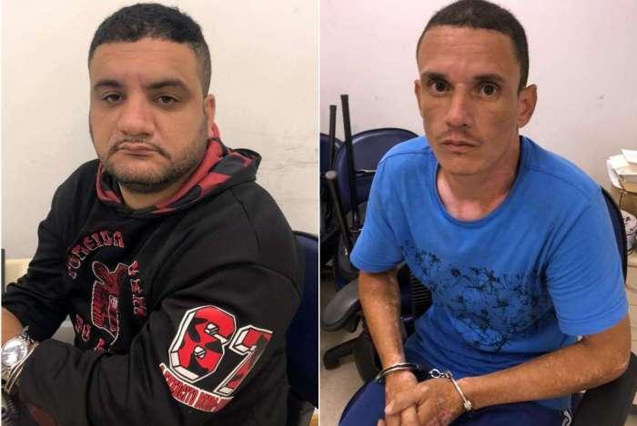 Moisés da Silva foi preso juntamente com Raphael Coelho Pinto da Silva