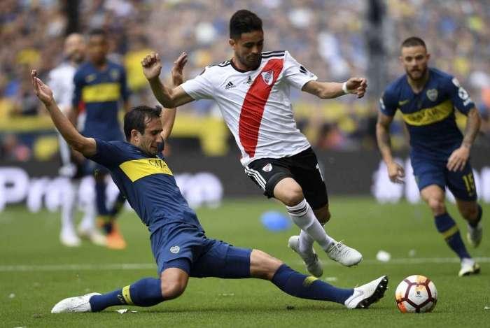 River e Boca ainda não jogaram a partida de volta para decidir o campeão da Libertadores