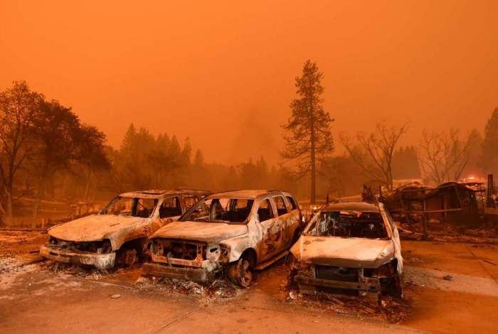 Origem do incêndio ainda não foi oficialmente estabelecida