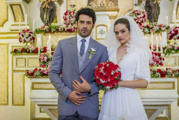 O (quase) casamento de Marocas e Emilio