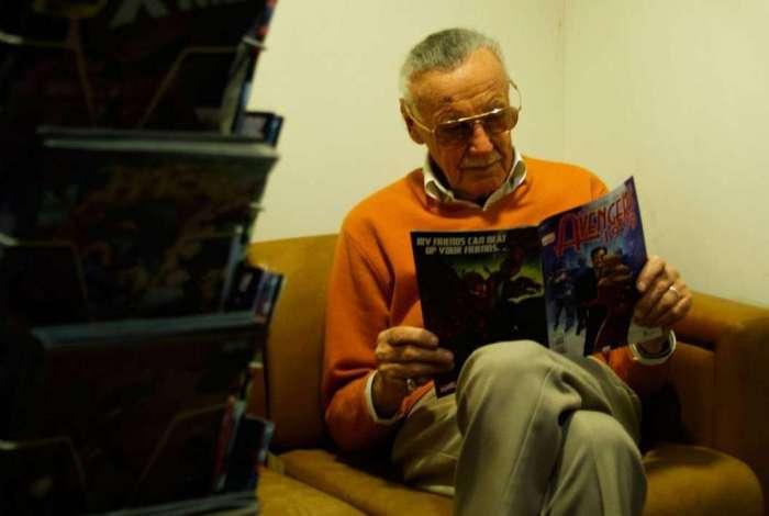 Stan Lee tinha 95 anos