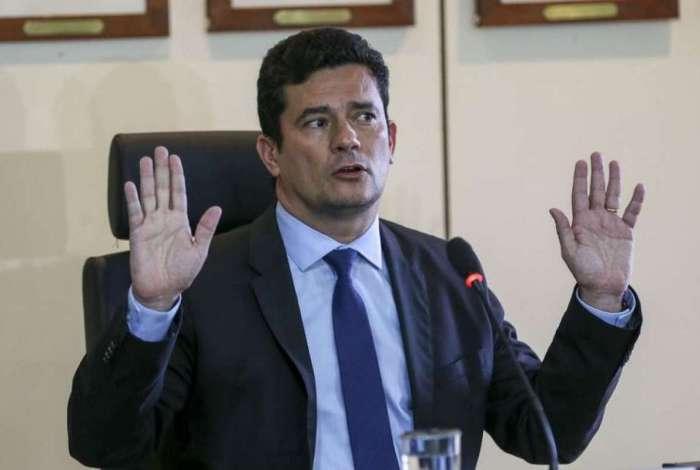 Sérgio Moro: pedido de exoneração após crítica por trabalhar para futuro governo ainda como juiz
