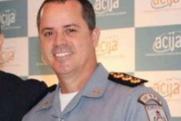Wilson Witzel escolheu o coronel Rogério Figueiredo como novo comandante da PM para o seu governo