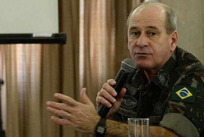 General Azevedo e Silva, anunciado como ministro da Defesa do governo Bolsonaro