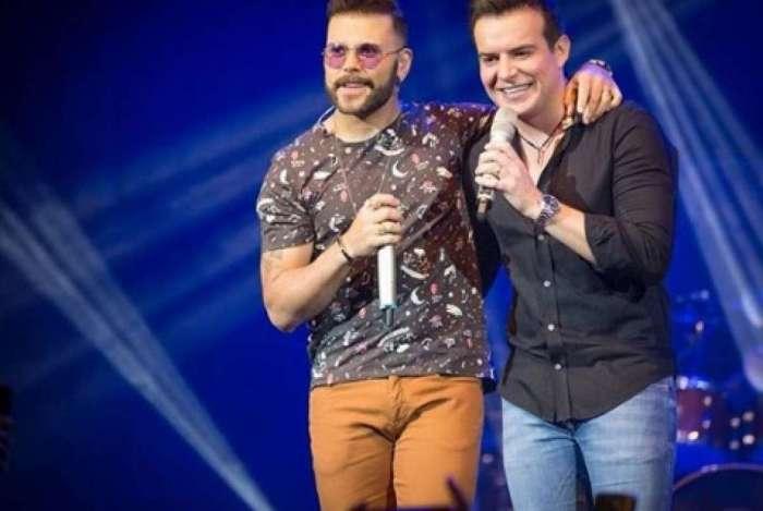 Marcos e Belutti estão juntos há 10 anos como dupla sertaneja