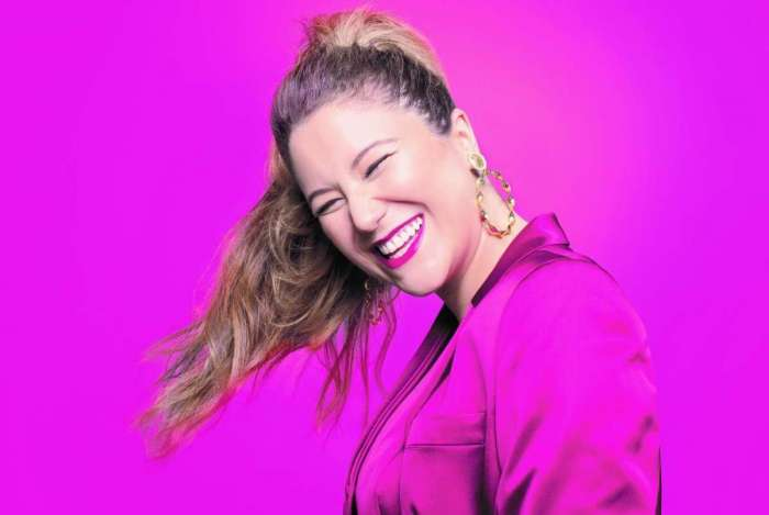 Maria Rita concorre na categoria 'Álbum de Samba e Pagode'