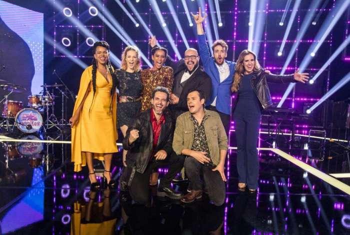 Hora da decisão: Tais Araujo, Tiago Abravanel e finalistas do 'Popstar'