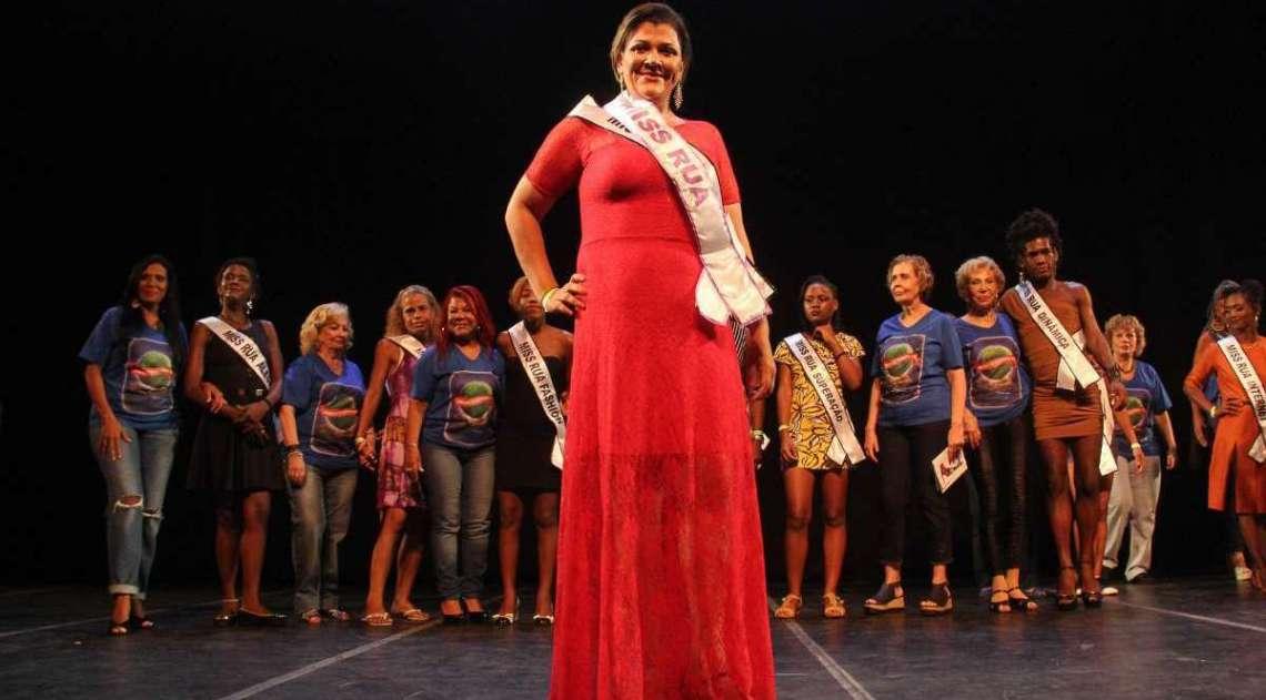 Paulistana Jéssica Reis é escolhida Miss Rua