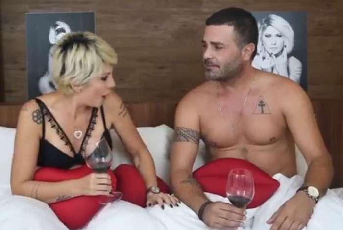 Antônia Fontenelle e Rodrigo Phavanello