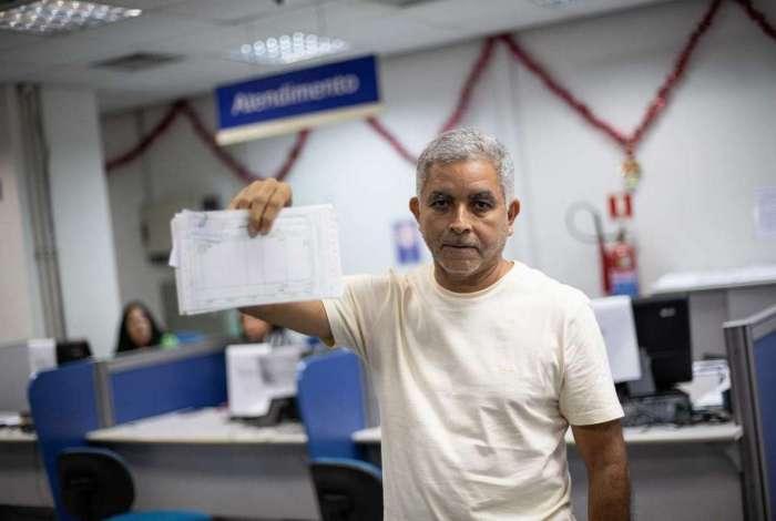 Manoel Camelo quer se aposentar e garantir correção no cadastro do INSS