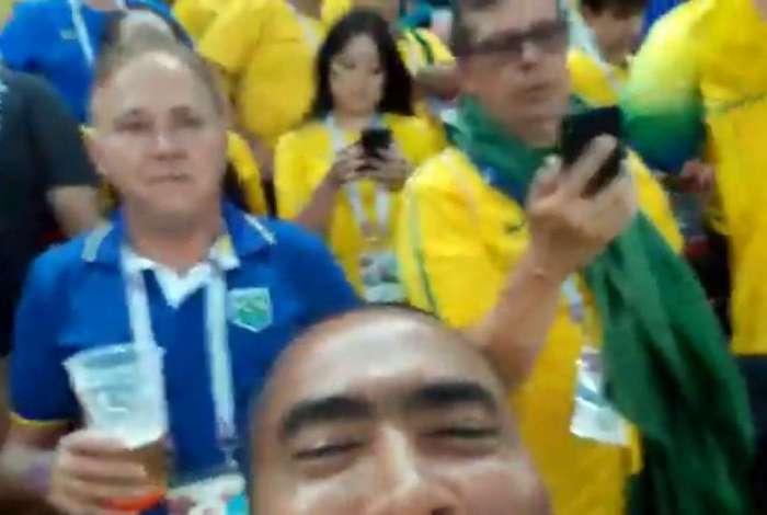 Charlinho na Copa do Mundo da Rússia