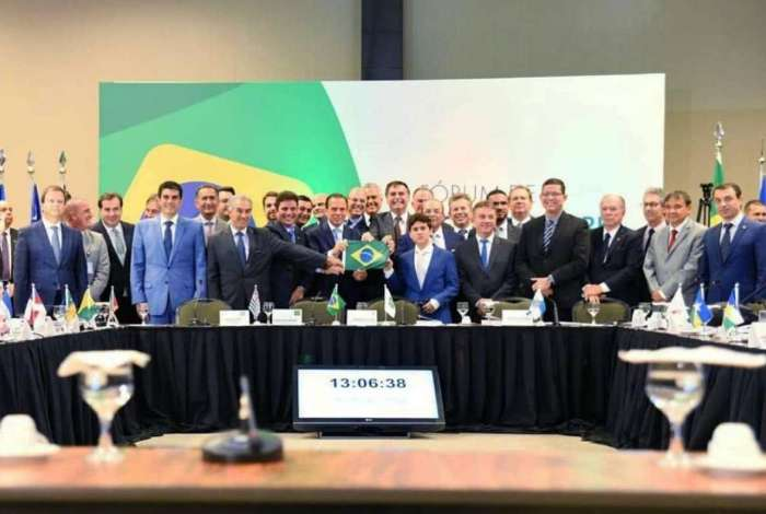 Governador eleito do Rio, Wilson Witzel (PSC), e governador reeleito do Piauí, Wellington dias (PT), fizeram apelo para que o Congresso aprove a securitização da dívida dos estados