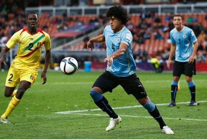 Mauricio Lemos foi convocado por Oscar Tabárez
