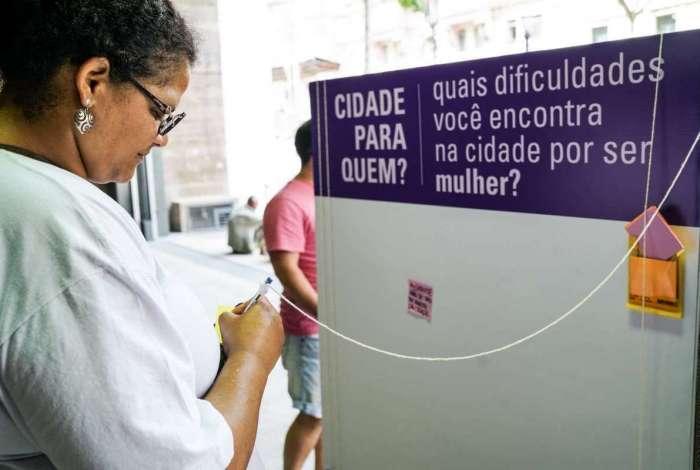 ActionAid vai mapear pontos de insegurança para as mulheres na região portuária do Rio