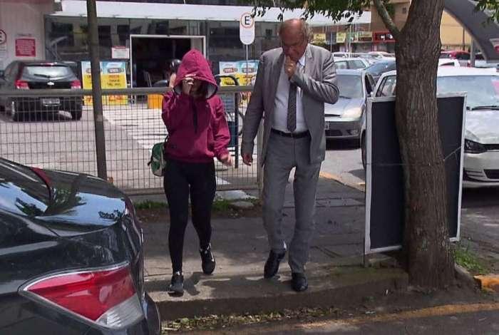 Namorada de Eduardo Silva, adolescente de 17 anos presta depoimentos