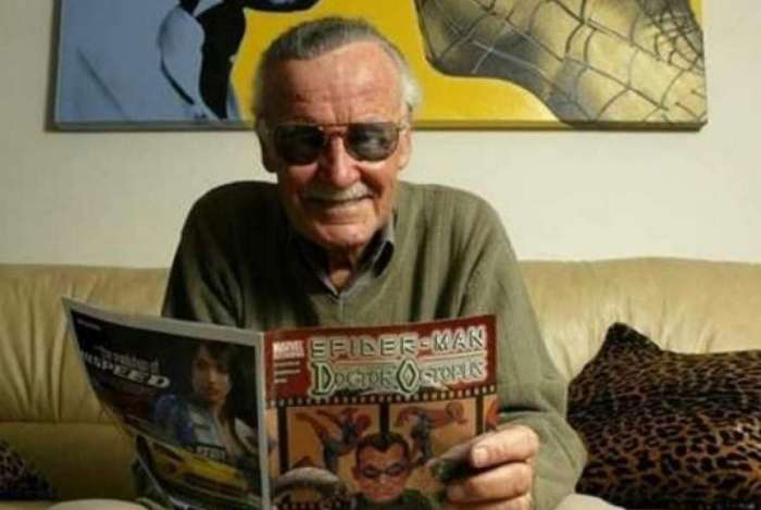 Stan Lee  morreu aos 95 anos