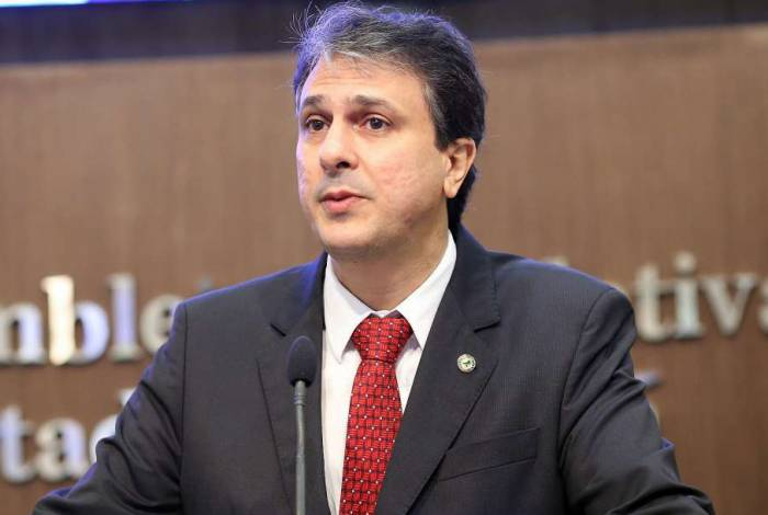 Camilo Santana, governador do Ceará