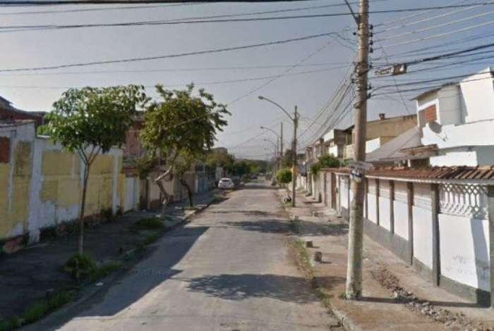 Rua Nova Trento em Guadalupe aguarda perícia após assassinato de adolescente