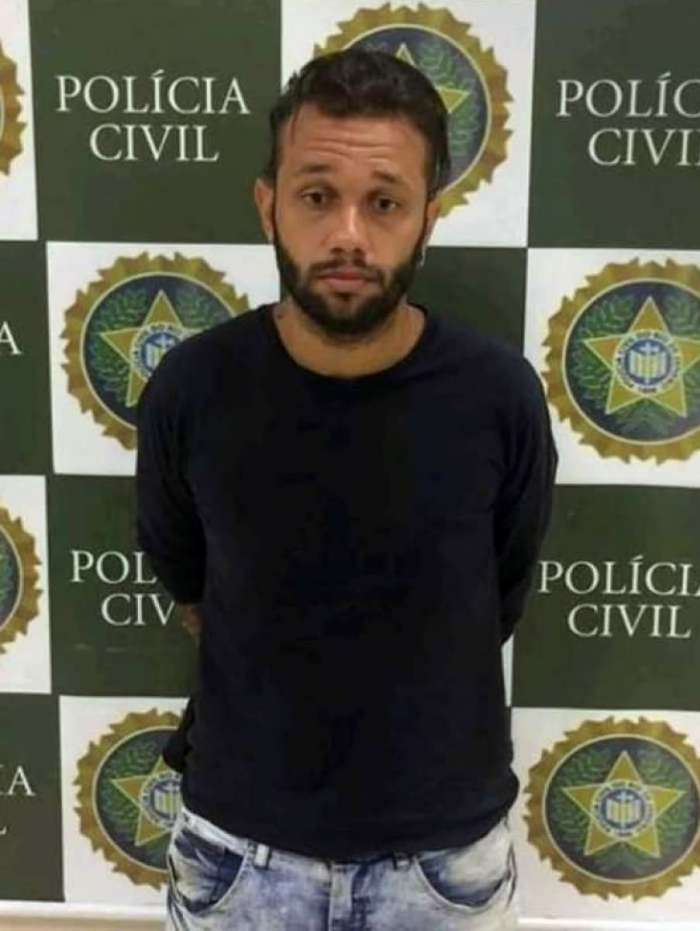 Pedro Henrique Marciano foi preso apartamento de Copacabana