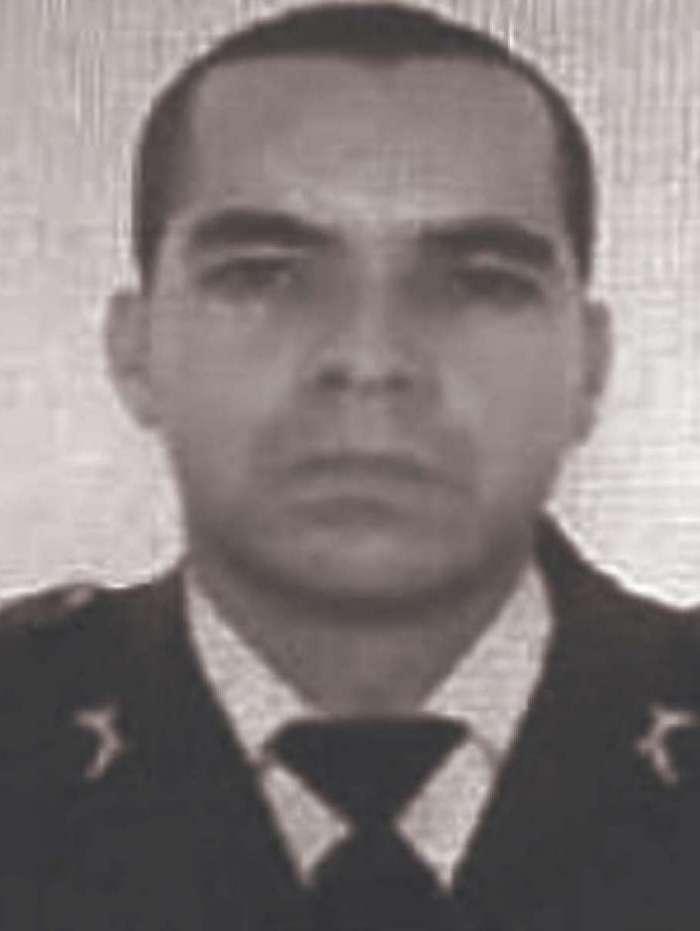 O soldado Fábio Almeida Correa foi executado durante assalto