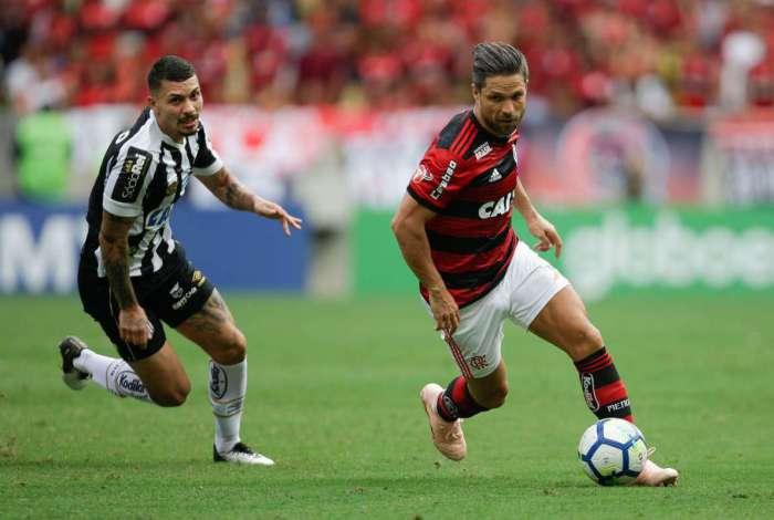 Diego pode deixar o Flamengo na próxima temporada