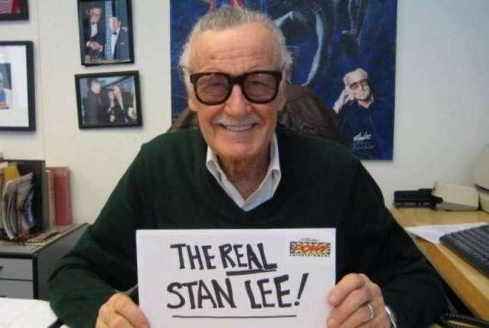 Lenda dos quadrinhos, Stan Lee, morreu aos 85 anos em novembro de 2018
