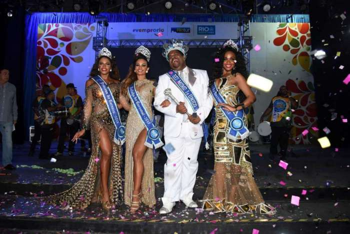 Os escolhidos do último Carnaval
