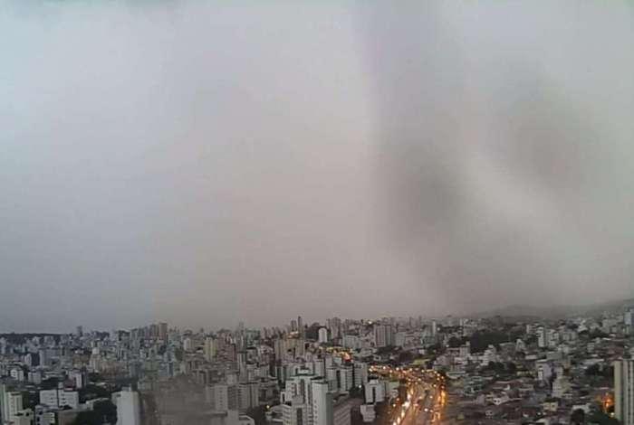 Chuvas em Belo Horizonte