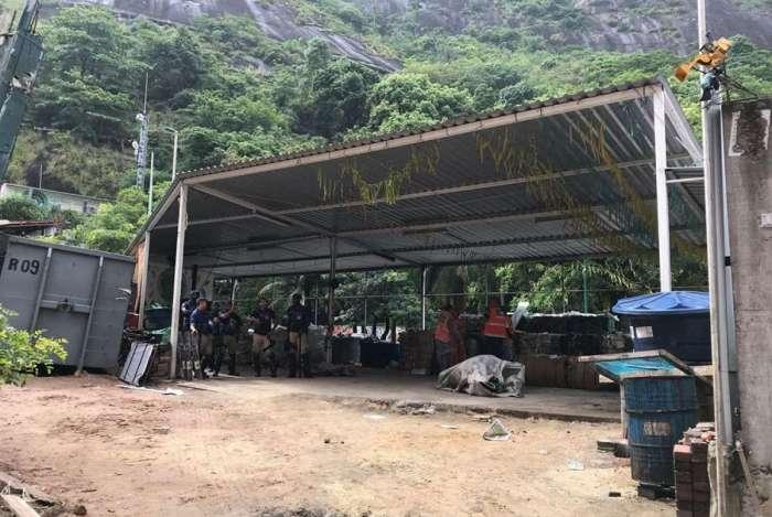 Prefeitura desapropria terreno onde funcionava projeto ambiental na Rocinha
