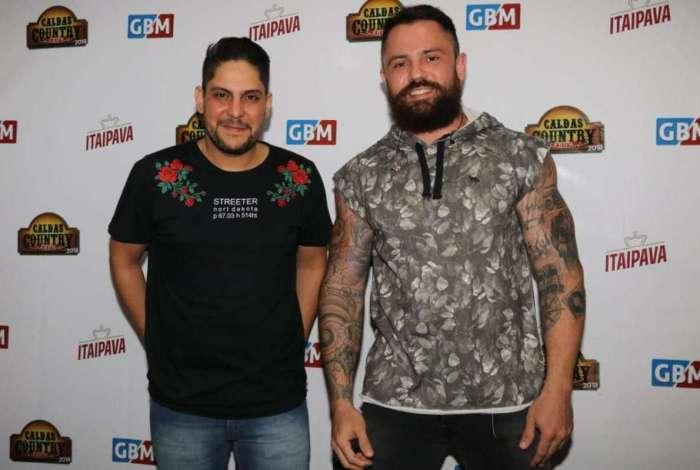 Jorge e Mateus no Festival Caldas Country