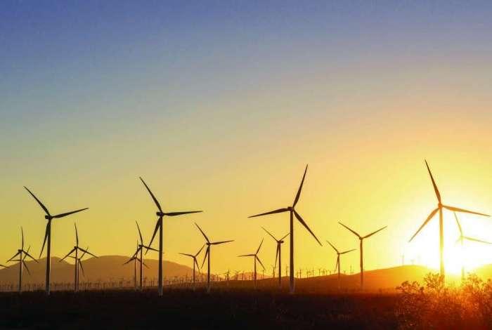 A energia eólica representa 43% do mercado livre de energia