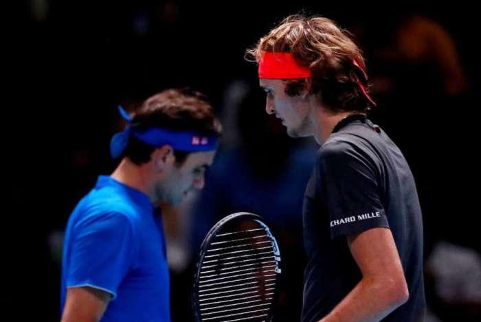 Federer é derrotado