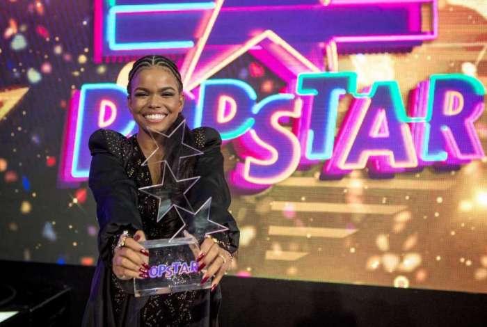 Jeniffer Nascimento venceu o PopStar 2018