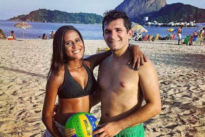 Vanclécio Cordeiro, ex-marido de Fernanda Siqueira, é o principal suspeito do crime