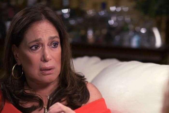 Susana Vieira conversa com Poliana Abritta sobre sua doença