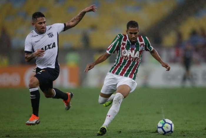 Fluminense e Ceará ficaram no 0 a 0