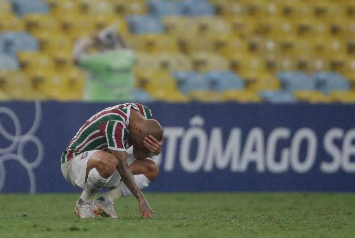 Marcos Júnior entrou aos 31 do segundo tempo no jogo contra o Ceará