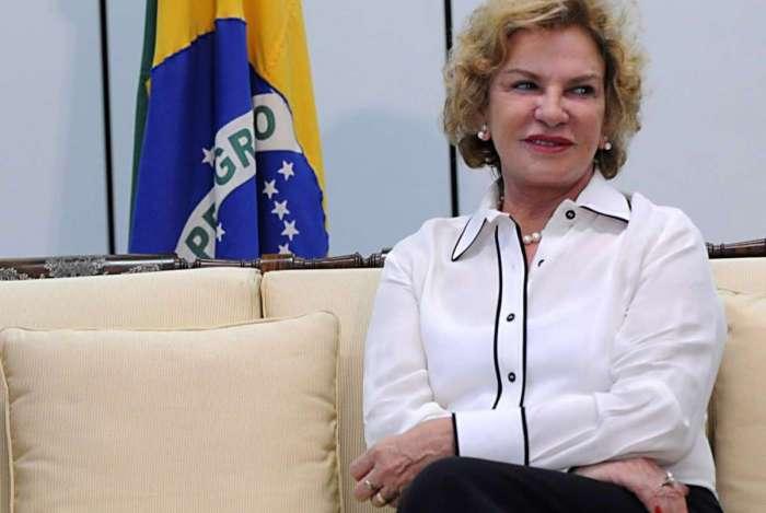Marisa Letícia teve um AVC e faleceu dia 3 de fevereiro de 2017