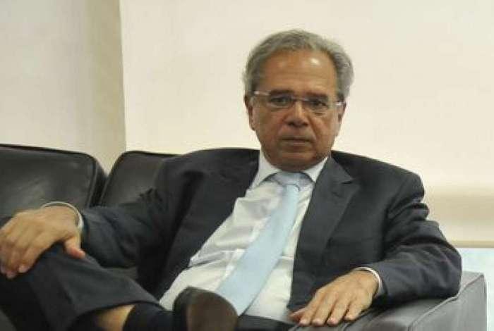 Ministro da Economia, Paulo Guedes defendeu a reforma da Previdência no Senado